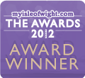 My Isle of Wight Awards 2012 Winner